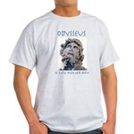 Odysseus Is My Homer-Boy Light T-Shirt