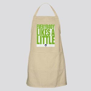 Everybody Likes A Little... BBQ Apron