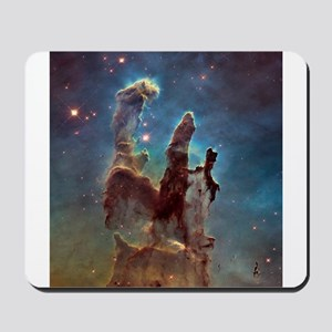 Eagle Nebula's Pillars of Creation Mousepad
