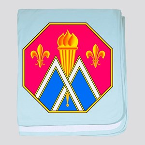 89th Infantry Division baby blanket