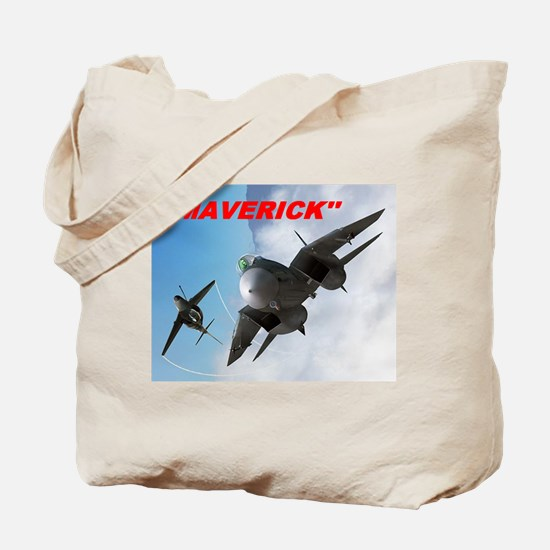 Funny Aviation f 14 Tote Bag