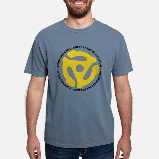 DJ - Long Live Vinyl T-Shirt