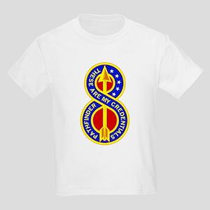 8th Infantry Division Kids Light T-Shirt