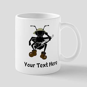 Ant Soldier (Custom) Mugs