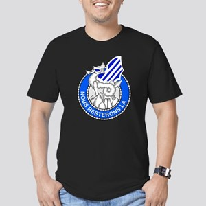 3rd Infantry Division Men's Fitted T-Shirt (dark)