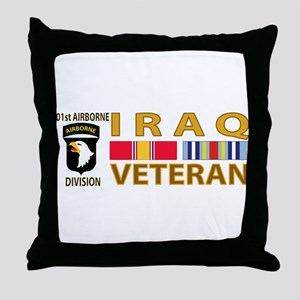 3rd Infantry Division Throw Pillow