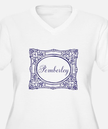 Pemberley Plus Size T-Shirt