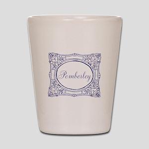 Pemberley Shot Glass