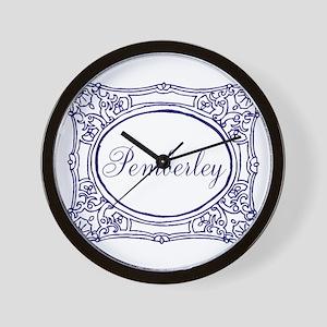 Pemberley Wall Clock