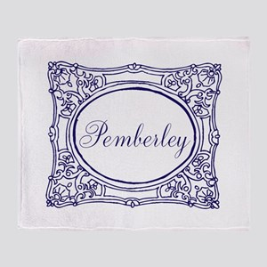 Pemberley Throw Blanket