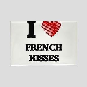 I love French Kisses Magnets