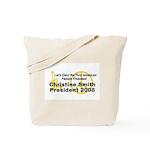 Smith 2008 Tote Bag
