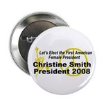 """Smith 2008 2.25"""" Button (100 pack)"""