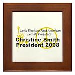 Smith 2008 Framed Tile