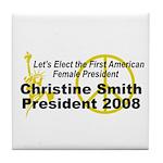Smith 2008 Tile Coaster