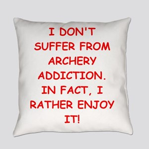 archery joke Everyday Pillow