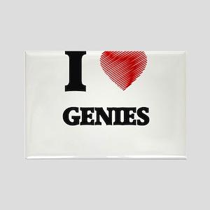I love Genies Magnets