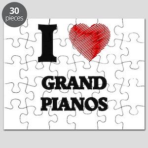 I love Grand Pianos Puzzle