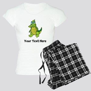 Baby Alligator (Custom) Pajamas
