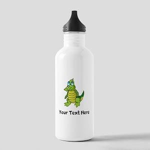 Baby Alligator (Custom) Water Bottle