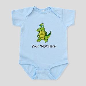 Baby Alligator (Custom) Body Suit