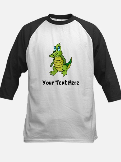 Baby Alligator (Custom) Baseball Jersey