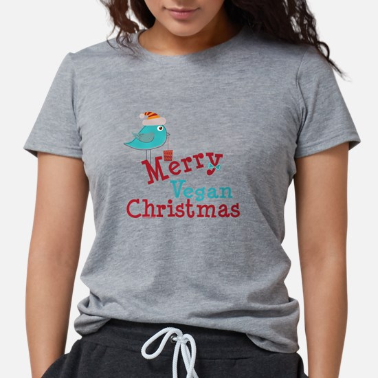 Merry Vegan Christmas T-Shirt