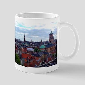 Heavenly Copenhagen Mugs