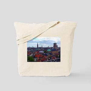 Heavenly Copenhagen Tote Bag