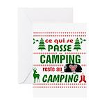 Tasse Camping RV Greeting Cards