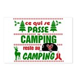 Tasse Camping RV Postcards (Package of 8)