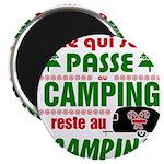 Tasse Camping RV Magnets