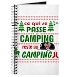 Tasse Camping RV Journal