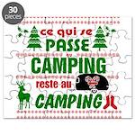 Tasse Camping RV Puzzle