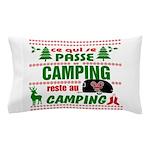 Tasse Camping RV Pillow Case
