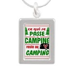 Tasse Camping RV Necklaces