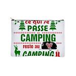 Tasse Camping RV Makeup Bag
