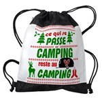 Tasse Camping RV Drawstring Bag