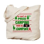 Tasse Camping RV Tote Bag