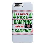 Tasse Camping RV iPhone 8/7 Plus Tough Case