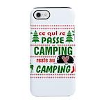 Tasse Camping RV iPhone 8/7 Tough Case