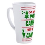 Tasse Camping RV 17 oz Latte Mug