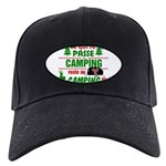 Tasse Camping RV Baseball Hat