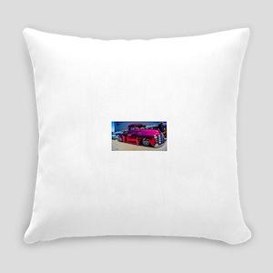 Hotrod Everyday Pillow