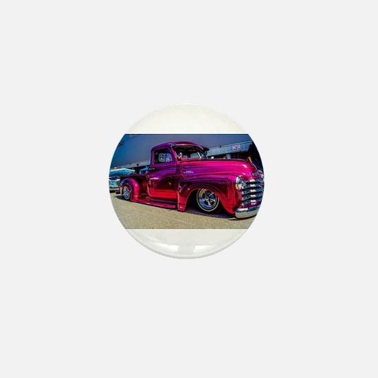 Hotrod Mini Button