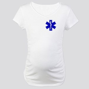 Star of Life Maternity T-Shirt