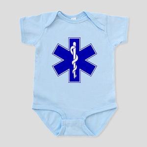 Star of Life Infant Bodysuit