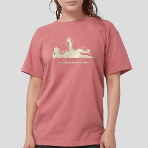 t-rex-backstroke-DKT T-Shirt