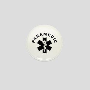 Paramedic Star Of Life Mini Button