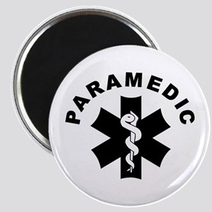 Paramedic Star Of Life Magnet